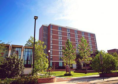 FSU Salley Hall