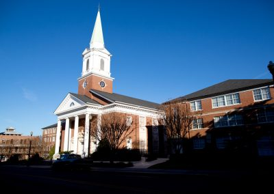 First Baptist Church1